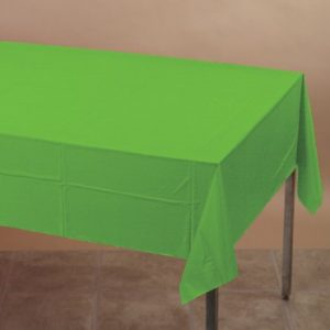 Citrus Green Table Cover
