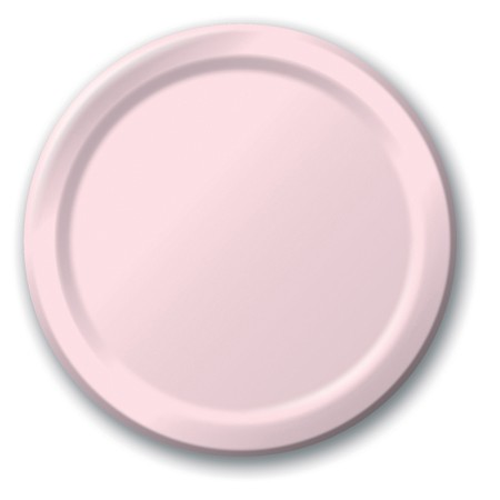Paper Plates ~ Classic Pink  sc 1 st  Miss Mouse Boutique & Classic Pink Paper Plates