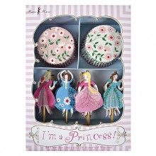 Cupcake Kit ~ I'm a Princess