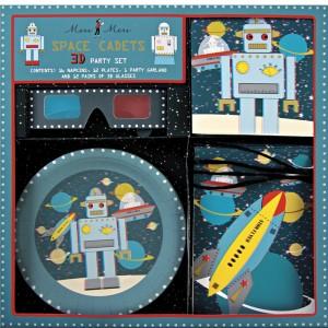Space / Robots