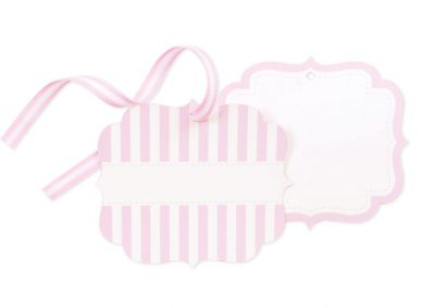 Styling Tags ~ Marshmallow Pink
