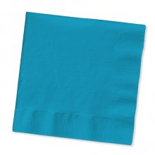 Turquoise Paper Napkins