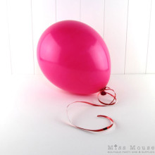 Magenta Balloons in a fabulous hot pink colour!