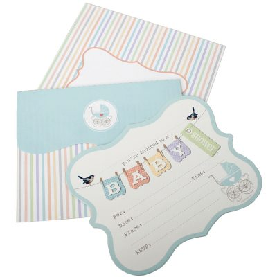 Invitations ~ Baby Shower