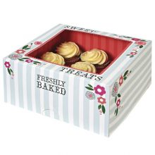 Cupcake Box ~ Sweet Treats