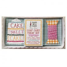 Loaf Cake Treat Kit ~ Yum Yum Yum
