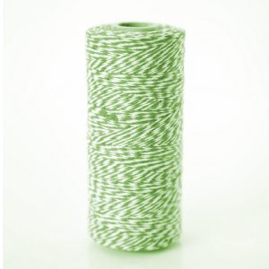 Bakers Twine ~ Apple Green