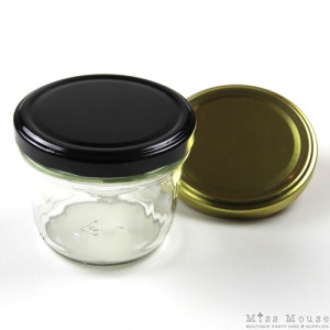 230mL Glass Jars