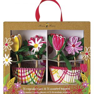 Cupcake Kit ~ Little Garden