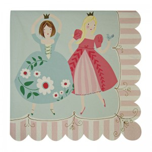 Paper Napkins Large ~ I'm a Princess