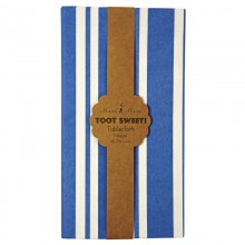 Table Cloth ~ Toot Sweet Blue