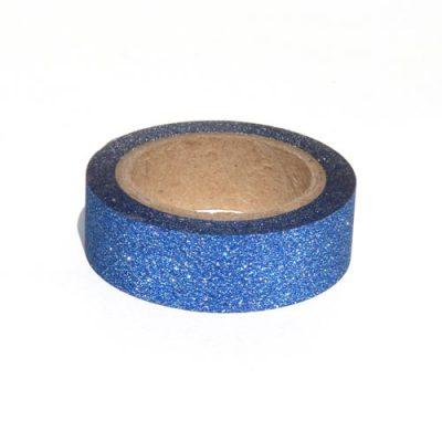 Glitter Tape ~ Blue