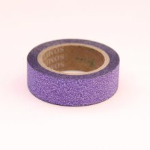 Glitter Tape ~ Purple