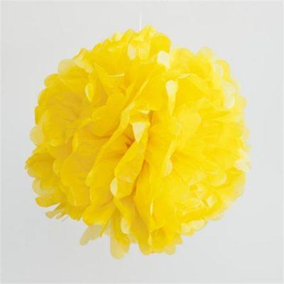 Pom Pom ~ Canary Yellow