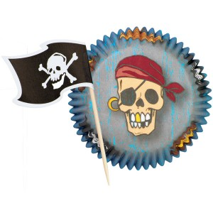 Cupcake Kit ~ Pirate