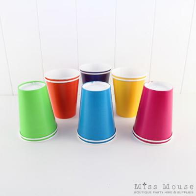 Fiesta Paper Cups