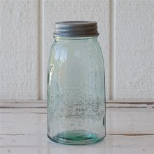 Antique Reproduction Mason Jar ~ 1L