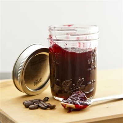 Ball Mason Jar ~ Half Pint