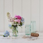 Antique Reproduction Mason Jars