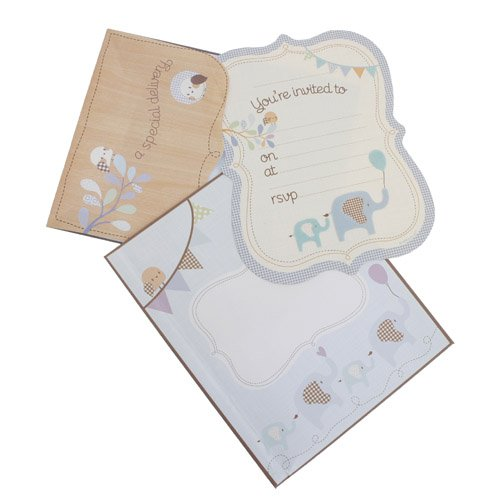 Invitations ~ Special Delivery Little Boy