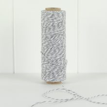 Bakers Twine ~ Grey