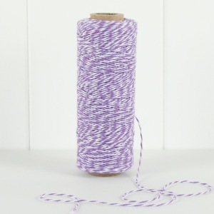 Bakers Twine ~ Purple