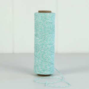 Bakers Twine ~ Teal