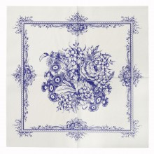 Porcelain Blue Napkins