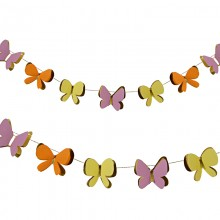 Mini Garland ~ Butterfly
