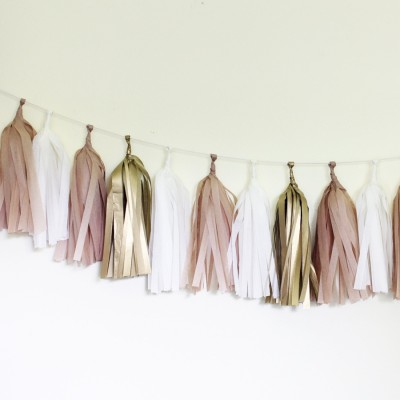 Tassel Garland ~ Golden