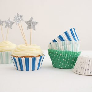 Cupcake Kit ~ Toot Sweet Blue