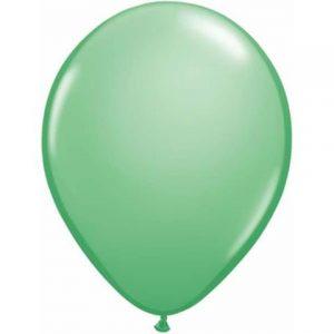 Wintergreen Mini Balloons