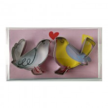 Love Birds Cookie Cutters