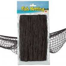 Fish Netting ~ Black