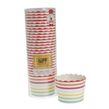 Baking Cups ~ Carnival Stripe