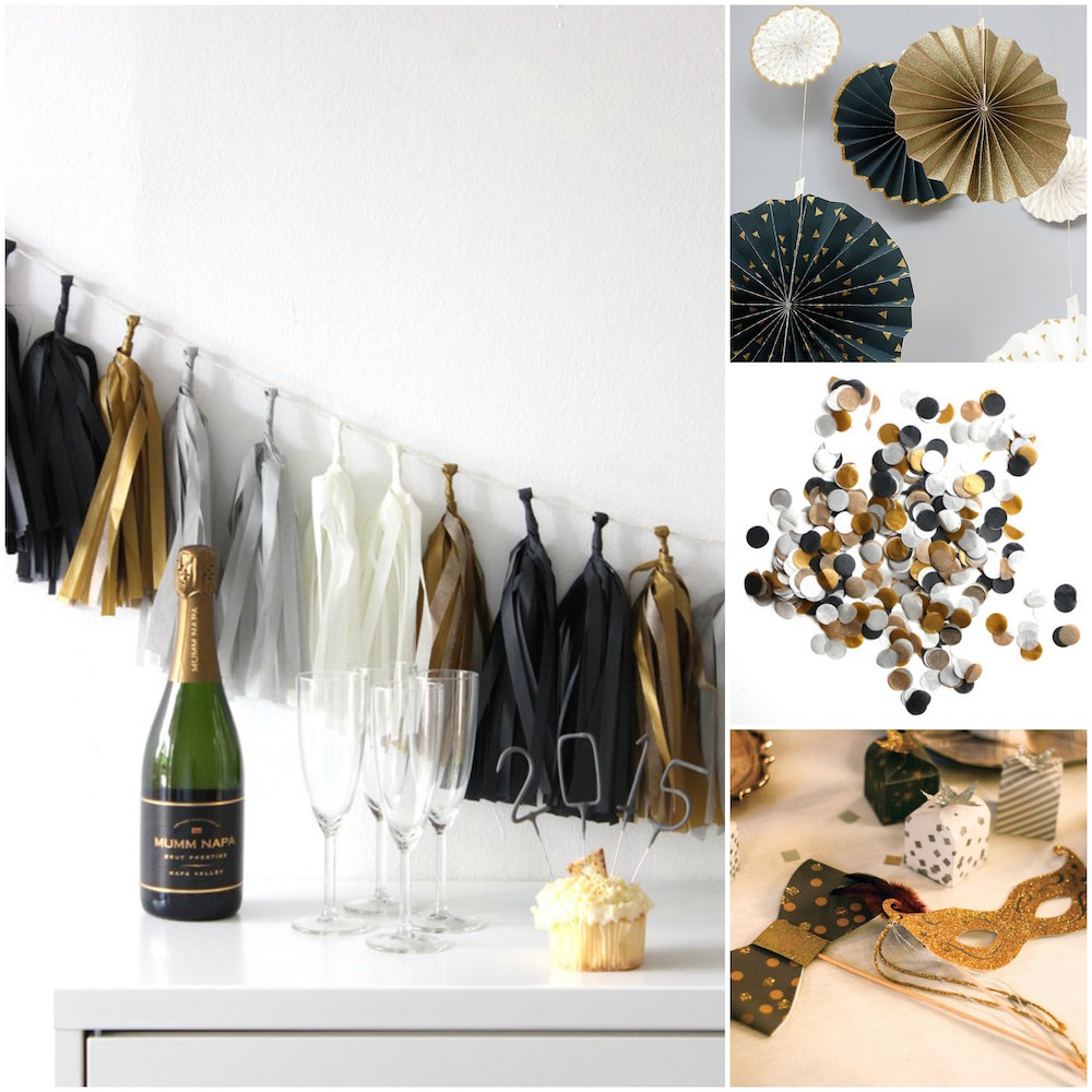 New Years 2014 Party Supplies | www.imgkid.com - The Image ...