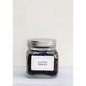 Square Canister ~ 12cm