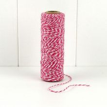 Bakers Twine ~ Hot Pink 90m