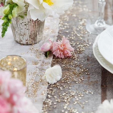 Table Scatters Diamond Wedding Decorations Auckland Nz