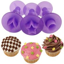Mini Fondant Cut-Outs Set ~ Classic