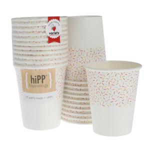 Paper Cups ~ Sprinkles