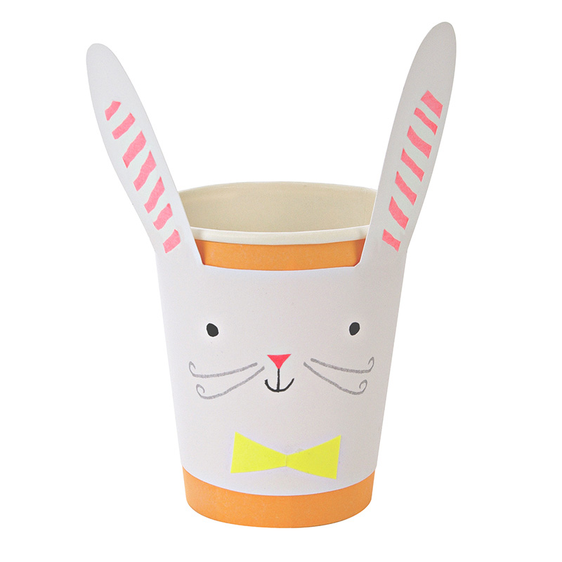 Bunny Cups ~ Hip Hop Hooray!