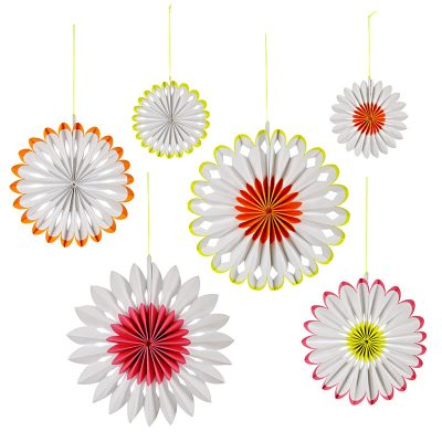Pinwheel Decorations ~ Hip Hop Hooray!