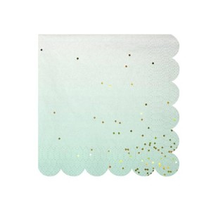 Toot Sweet Ombre Paper Napkins