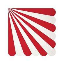 Paper Napkins ~ Toot Sweet Red