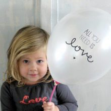All You Need Is Love Balloons