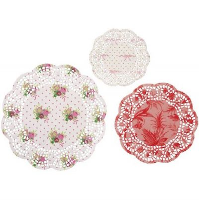 Frills & Frosting Doilies