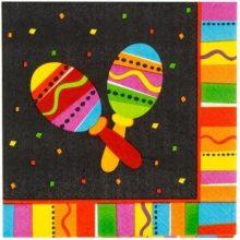 Fiesta Fun Paper Napkins