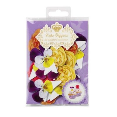 Truly Scrumptious Cake Toppers