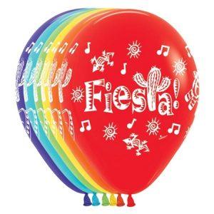 Its A Fiesta Balloons